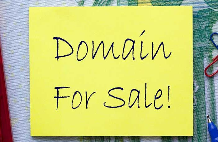 Selling Domain Name Online