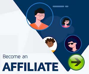 Affiliate - Become an affiliate partner