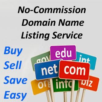 domain-sales listing marketplace